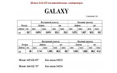 """Шланг GOOD YEAR GALAXY GDYR A66-GQ 7/8"""""""
