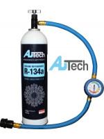 Инструкция по применению системы для заправки кондиционера от AuTech