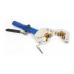 Кримпер ручной с гидравлической ручкой для обжима шлангов системы кондиционирования