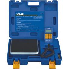 Электронные весы до 50 кг для взвешивания фреона любых других веществ, материалов, грузов