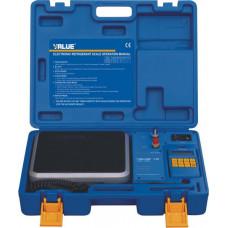 Электронные весы до 50 кг (программируемые) для взвешивания фреона любых других веществ, материалов, грузов