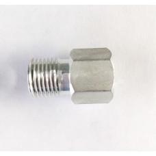 "Фитинг AC-U072236 алюминиевый FLARE-ORING 1/2 16"" UNF, #8"