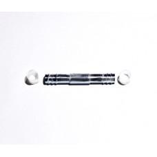 Фитинг АC-U0786 врезной «сростка», под обжим, сталь, 5/8, G10, №10, #10 (13мм), 180° без стаканов