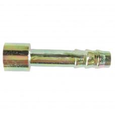 Фитинг вварочный AC-U072230 Материал - сталь 3/8, G6, №6, #6 (8мм), 180°