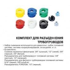 Съемник трубопроводов кондиционирования комплект