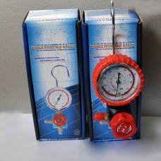 Коллектор ABH R-12, R-22, R-134, R-404 алюмин. корпус высокое давление