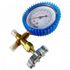 Коллектор SM - 02 L R-12, R-22, R-134, R-404 одновентильный , низкое давление