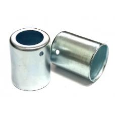 Стакан АC-U07065 для фитинга, под обжим, алюминиевый #6 под толстостеннные шланги