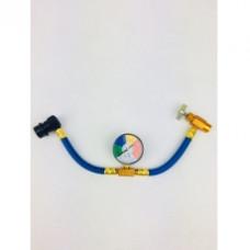 Комплект для заправки автокондиционеров FC-PL801G50 (пластик)