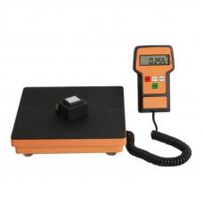 Весы электронные до 50 кг для взвешивания фреона